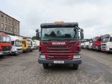 Used 2013 Scania P S