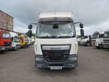 2014 DAF LF55 .250 Box Vans