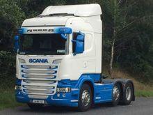 2014 Scania R Series R450 Refri