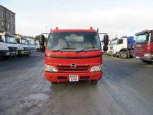 2012 Hino 300 815 Dropsides