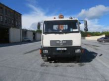 2001 MAN 18.220 Tippers