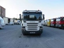 Used 2007 Scania P S