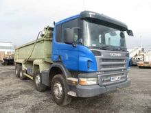 2007 Scania P Series P380 Tippe