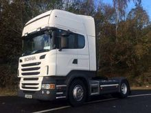 Used 2010 Scania R S