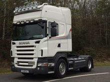 2008 Scania R Series R480 Tract