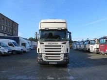 Used 2007 Scania R S