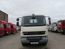 2008 DAF LF55 .220 Tippers