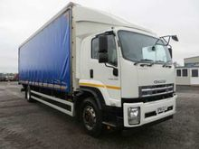 2011 Isuzu F180.300 Curtainside