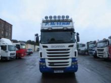 Used 2014 Scania R S