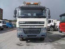 2012 DAF CF 85.410 Tippers
