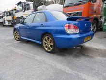 2007 Subaru WRX Hawkeye