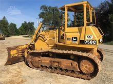 Used 1997 DEERE 750C
