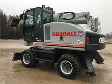 Used 2005 GRADALL XL
