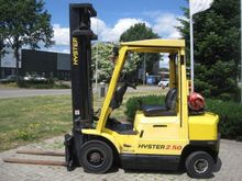 2000 HYSTER 2.50 XM