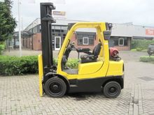 2007 HYSTER H 2.5 FT