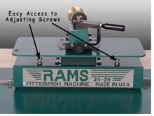 POWER FLANGING ATTACHMENT RAMS