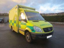 5fe4399c93 Used Ambulances Mercedes Benz for sale. Mercedes-Benz equipment ...