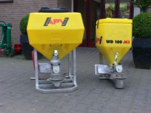 APV Salt Spreader