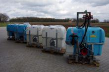 Carrarospray spray tank