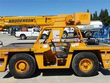 2002 Broderson IC-80-1E