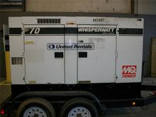2011 Multiquip DCA-70USI