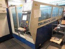 2006 TRUMPF L3050 5000 WATT, 5'