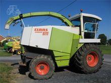 Used CLAAS JAGUAR 82