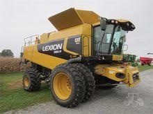 2010 CLAAS LEXION 580R