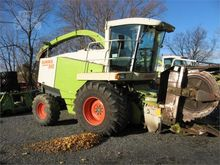 Used CLAAS JAGUAR 84