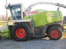 Used 2004 CLAAS JAGU