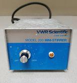 VWR Scientific Model 200 Mini S