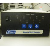 Alltech 450 UV Wavelength Detec