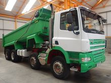 2007 DAF Tippers 22166