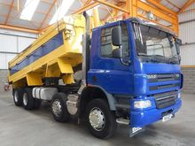 2011 DAF Tippers 22174
