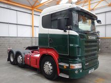 2006 Scania Tractor Unit 22177