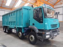 2008 IVECO TRAKKER ACTIVE DAY 8