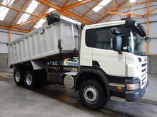 2007 Scania Tippers 20317