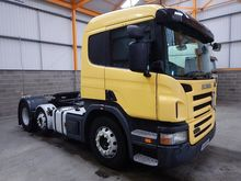 2011 Scania Tractor Unit 21528