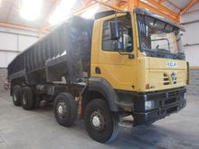 2002 Foden Tippers 21539