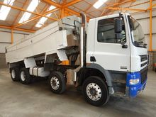 2006 DAF Tippers 21784
