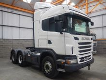 2012 Scania Tractor Unit 21830