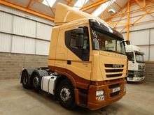 2010 Iveco Tractor Unit 11307