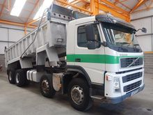 2007 Volvo Tippers 21884