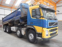 2007 Volvo Tippers 21900