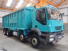 2008 Iveco Tippers 11465
