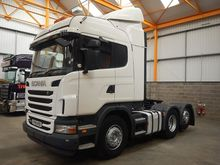 2012 Scania Tractor Unit 21976