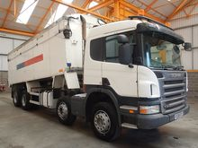 2008 Scania Tippers 21999