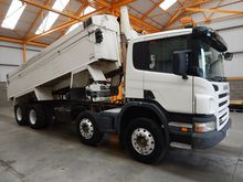 2005 Scania Tippers 22157