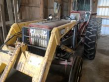 Used International Harvester 886 Tractor for sale | Machinio