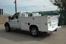 2009 Ford F250 4x4 Service Util
